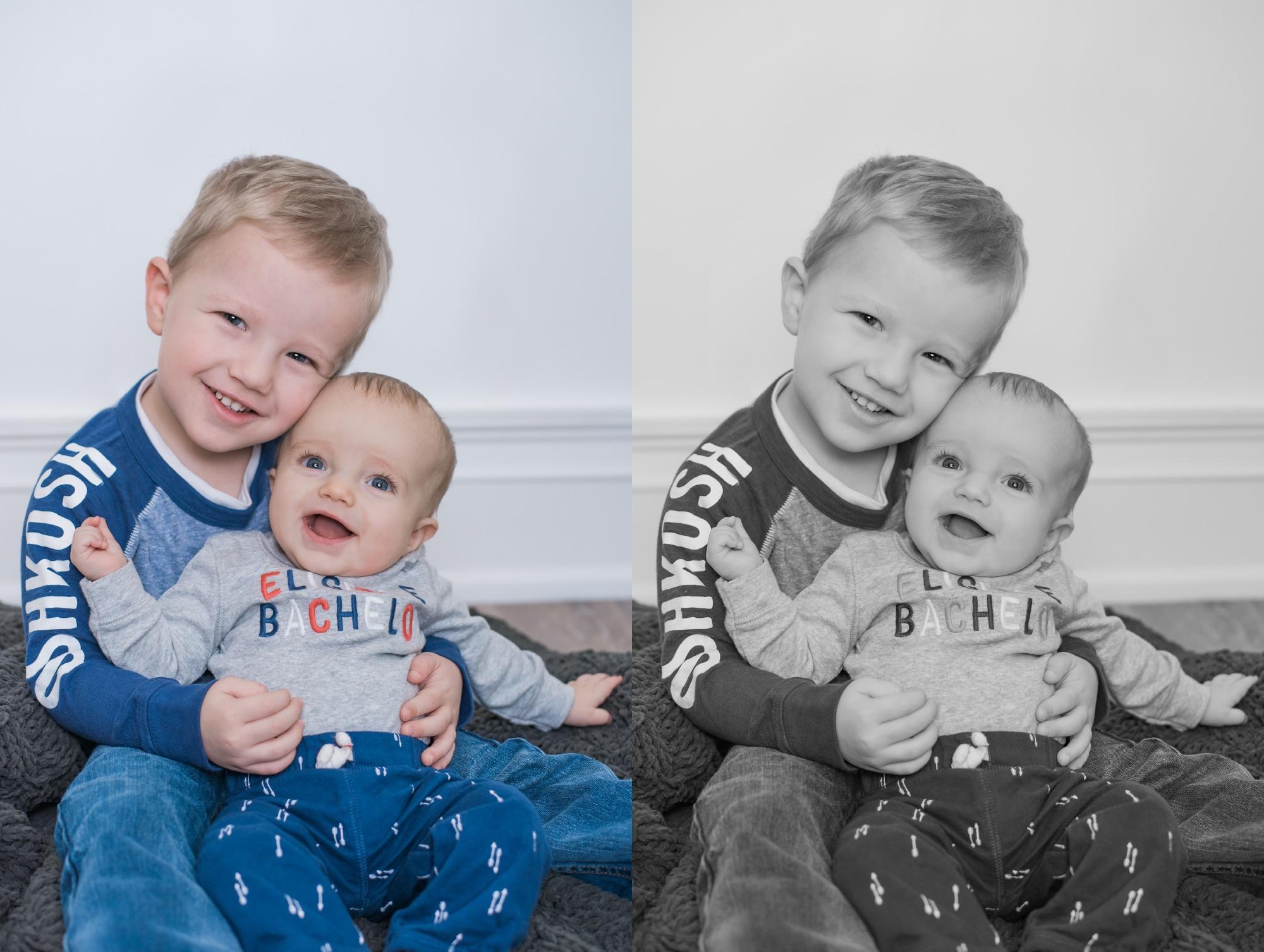 Lafayette Indiana Photographer | Lafayette IN Photographers | Brother Photos | Family Photos | Luminant Photography | Second Level Studios | Victoria Rayburn