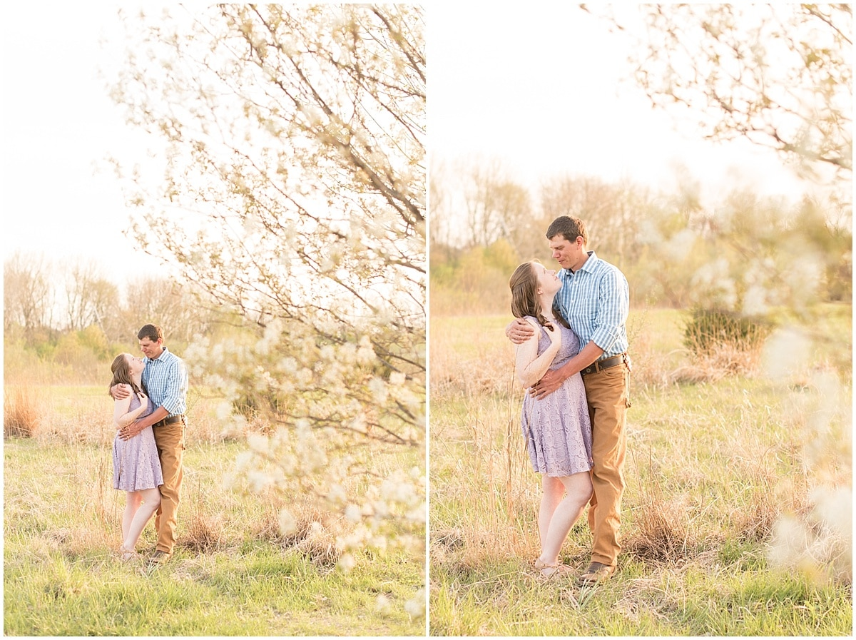 Jordan & Hanna - Engagement Photos at Fairfield Lakes Park - 10.jpg