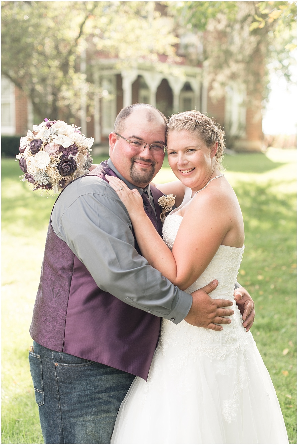Wedding at Legacy Barn in Kokomo, Indiana 36.jpg