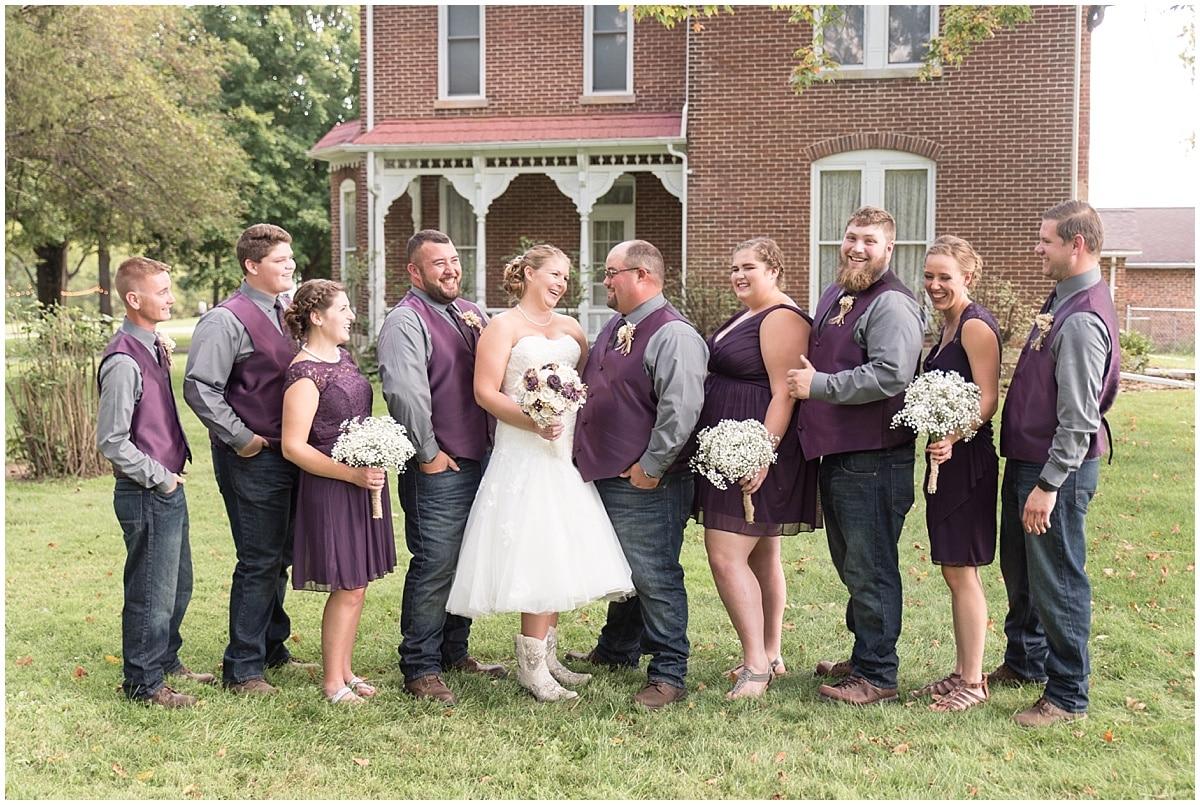 Wedding at Legacy Barn in Kokomo, Indiana 37.jpg