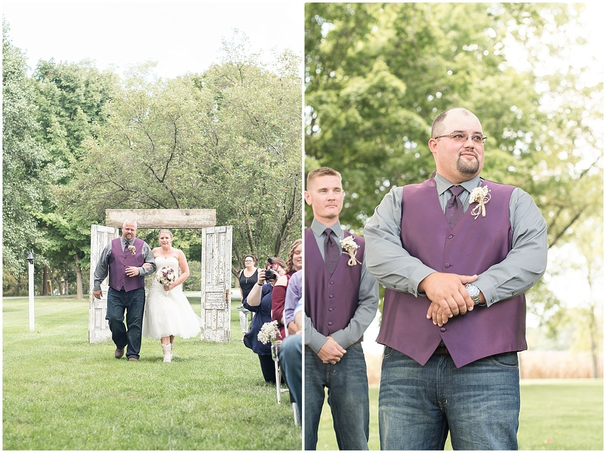 Wedding at Legacy Barn in Kokomo, Indiana 58.jpg