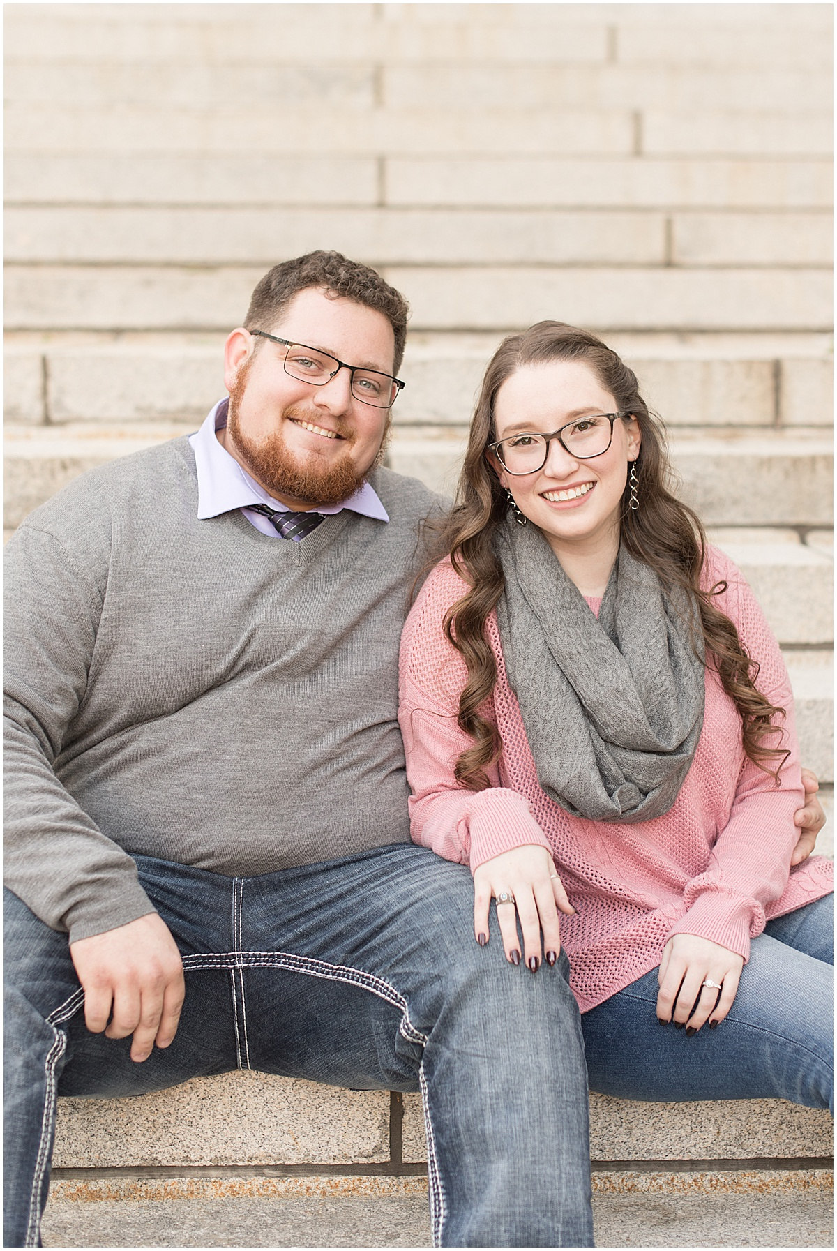 Andrew Rowe and Emily Britton fall engagement photos in West Lafayette Indiana 2.jpg