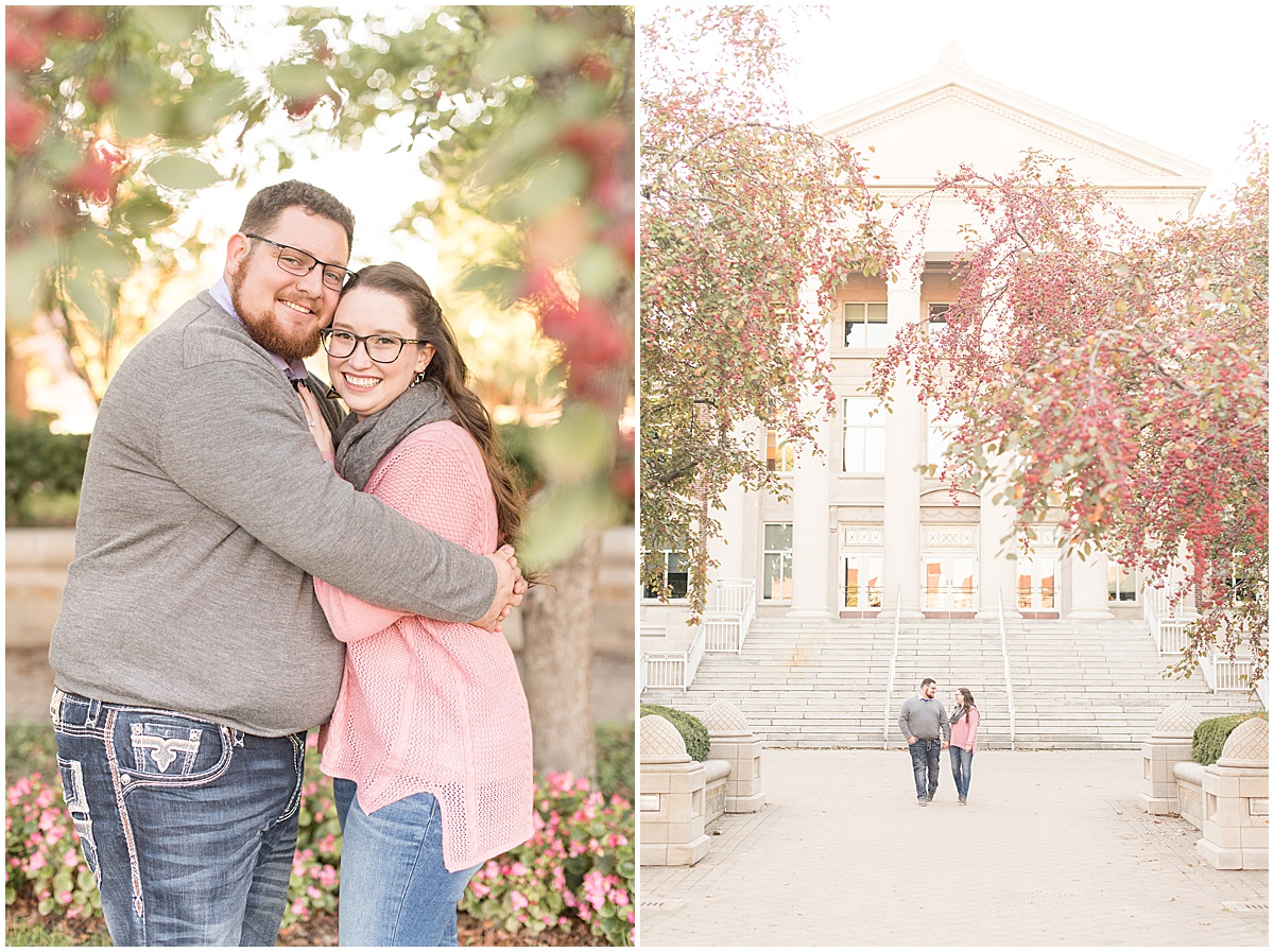 Andrew Rowe and Emily Britton fall engagement photos in West Lafayette Indiana 9.jpg
