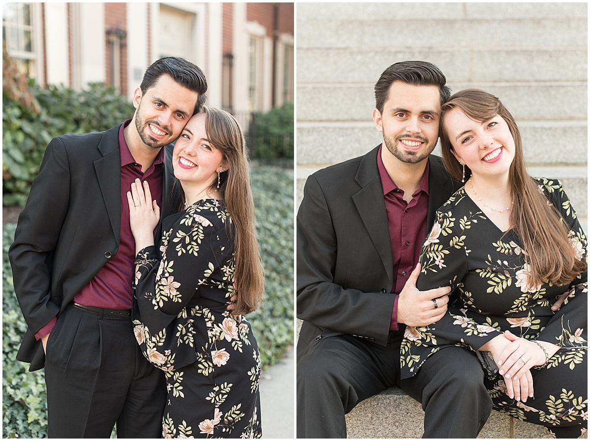 Nick Ballester and Madeline Pingel Engagement Session in Downtown Lafayette Indiana17.jpg