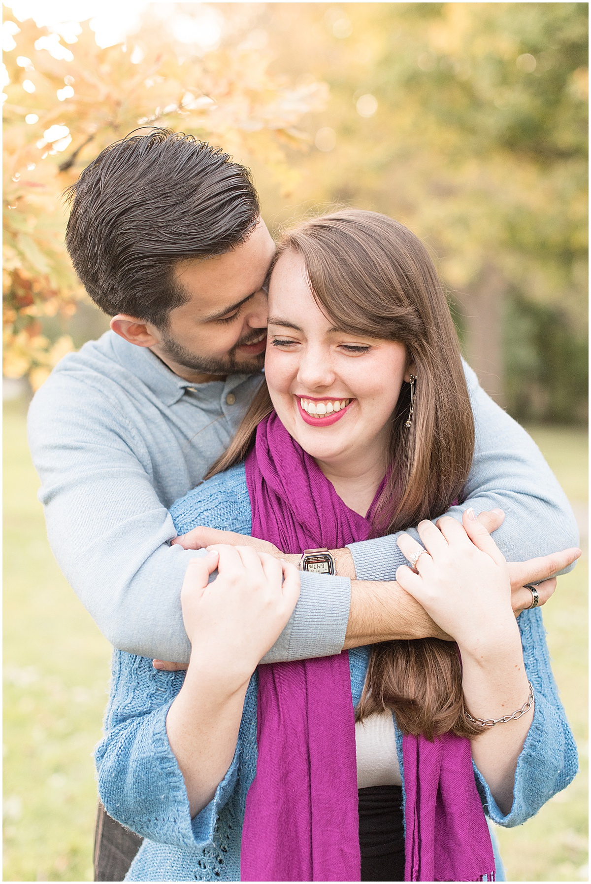 Nick Ballester and Madeline Pingel Engagement Session in Downtown Lafayette Indiana2.jpg