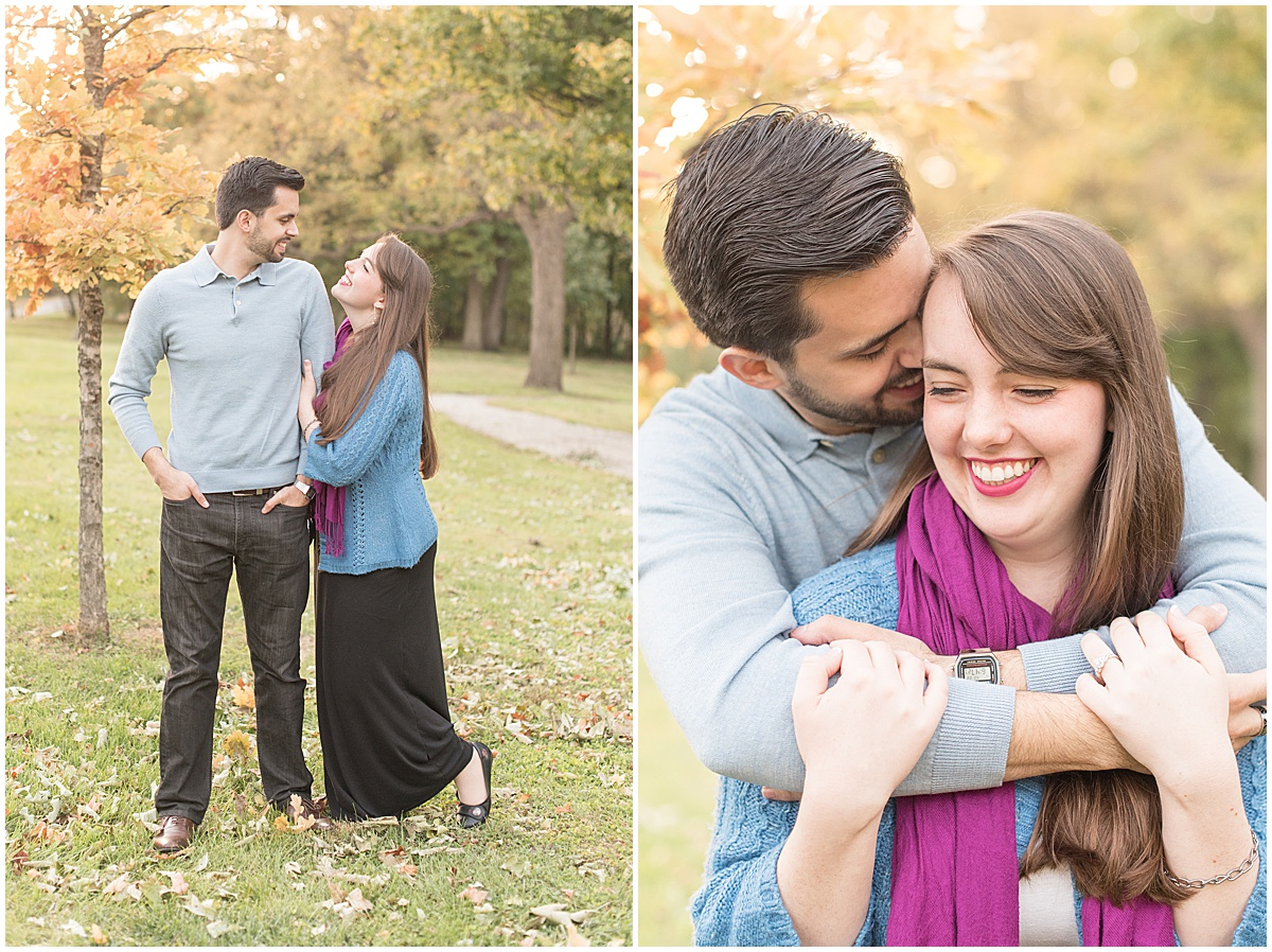 Nick Ballester and Madeline Pingel Engagement Session in Downtown Lafayette Indiana3.jpg
