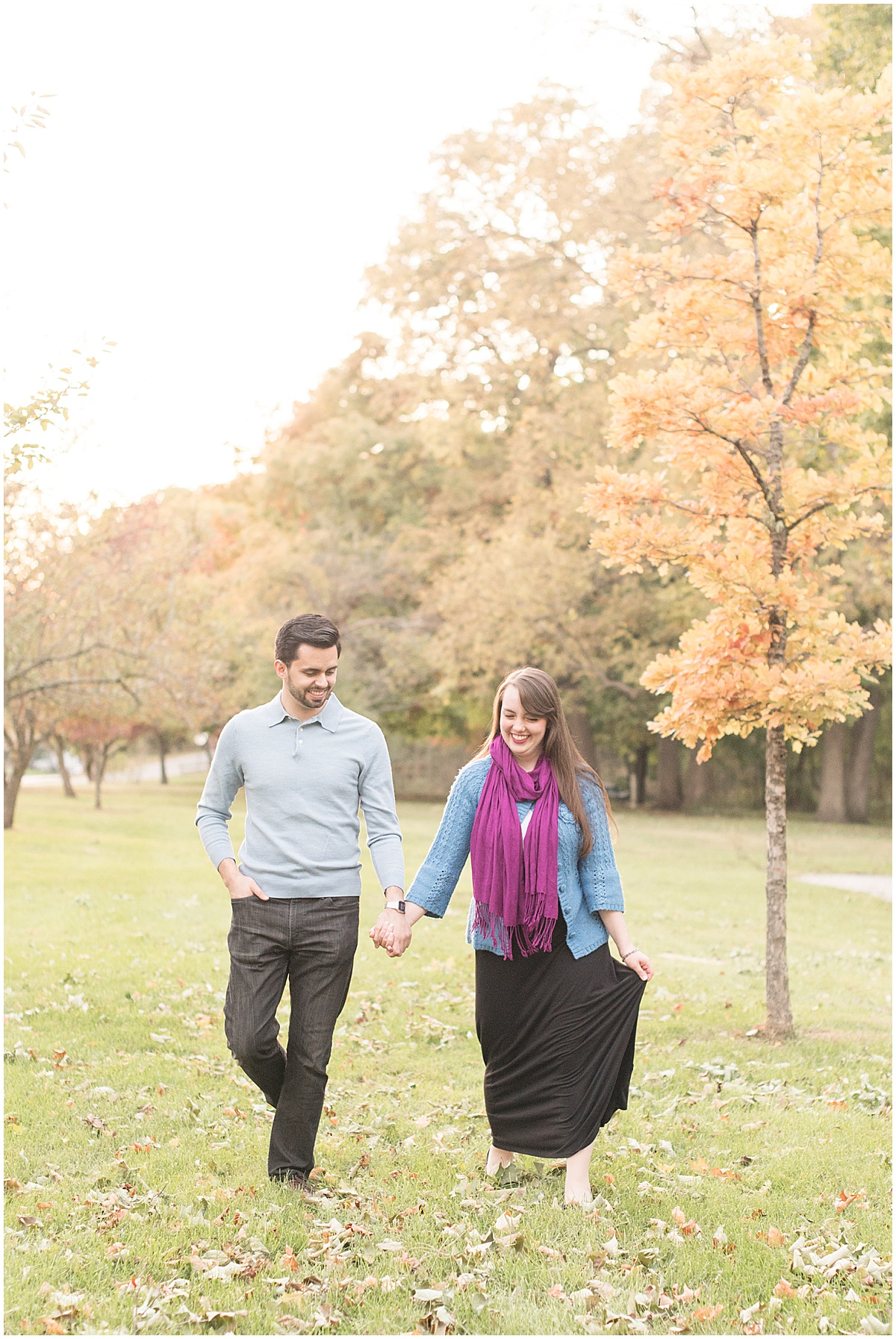 Nick Ballester and Madeline Pingel Engagement Session in Downtown Lafayette Indiana30.jpg