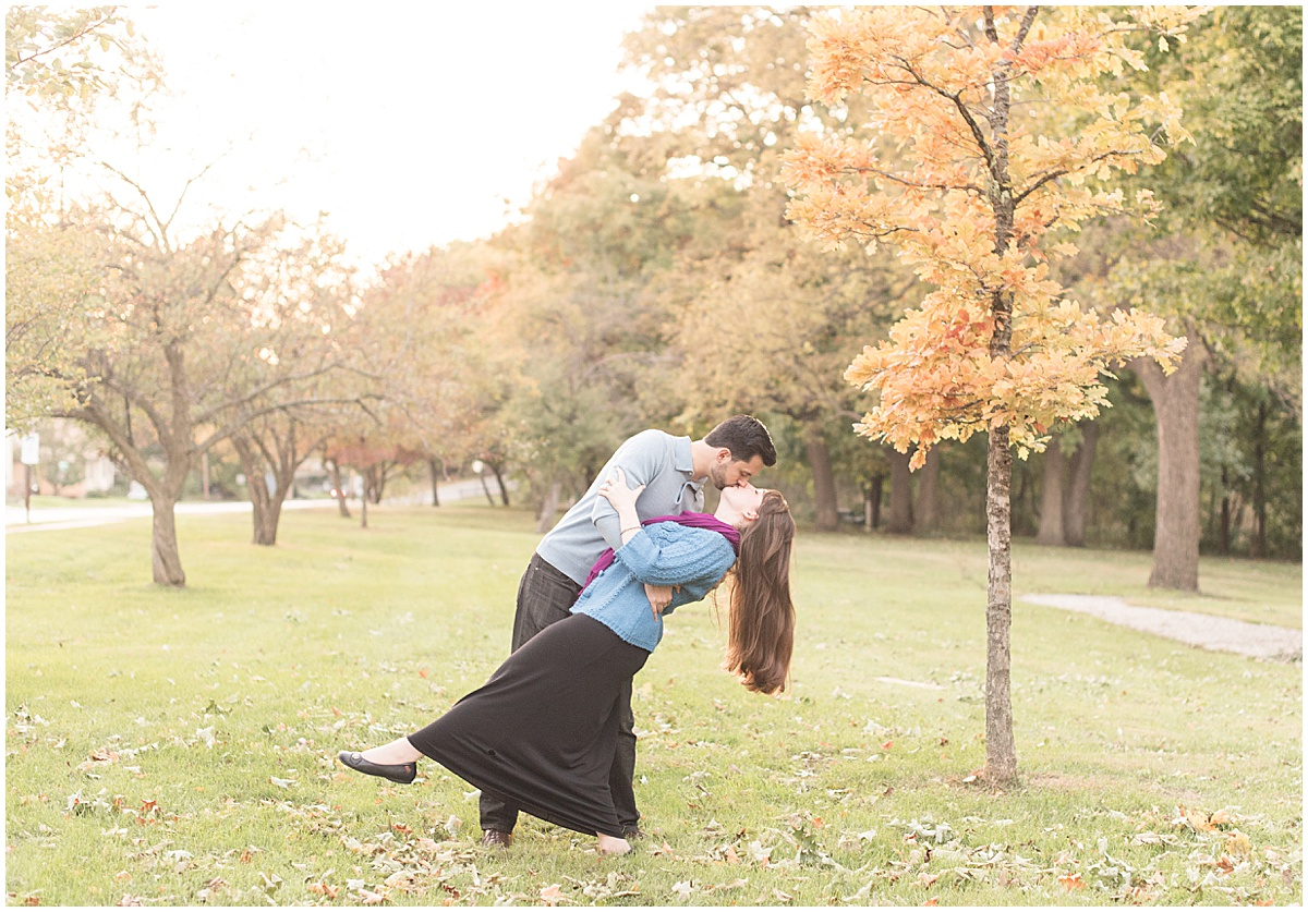 Nick Ballester and Madeline Pingel Engagement Session in Downtown Lafayette Indiana5.jpg