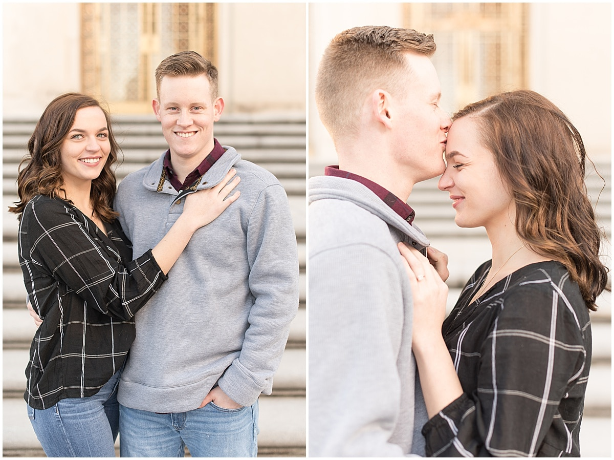 Winter Engagement Photos in Downtown Indianapolis 2.jpg