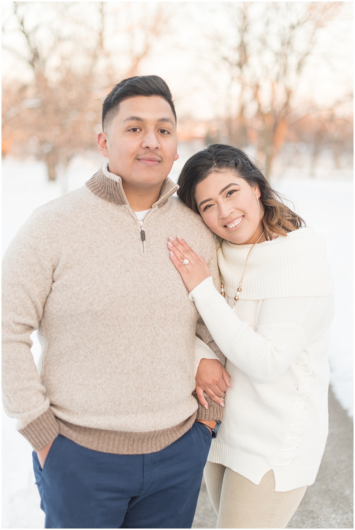 Jose & Carolina - Engagement Photos in Downtown Lafayette Indiana23.jpg