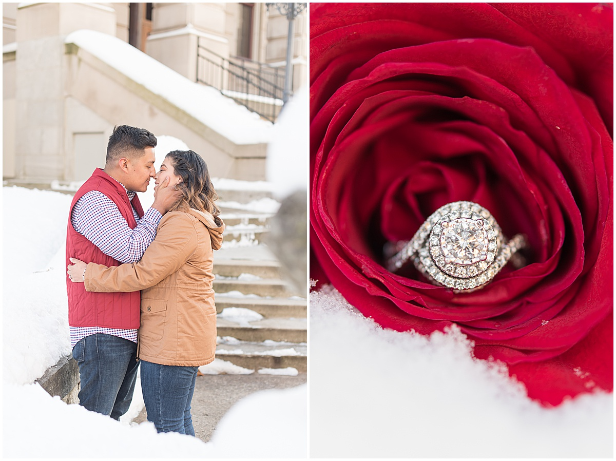 Jose & Carolina - Engagement Photos in Downtown Lafayette Indiana6.jpg